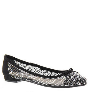 NWT Nina Wynne True Black Glam Flats